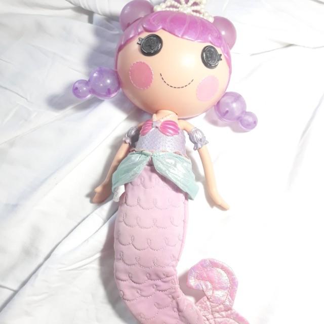 Lalaloopsy bubble mermaid ORIGINAL