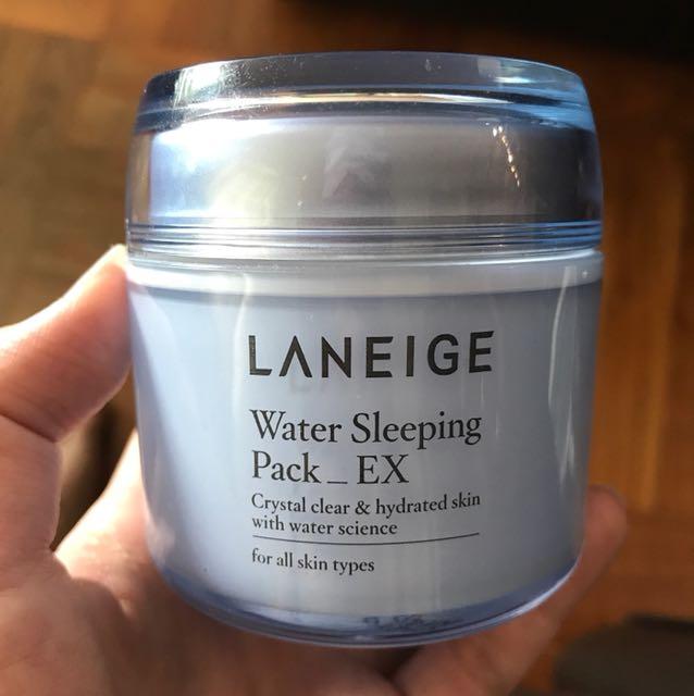 Laneige sleeping pack