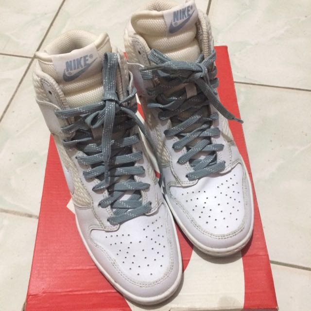 ‼️LAST CHANCE‼️REDUCED🔺☑️ Nike Womens Dunk Sky Hi Essential