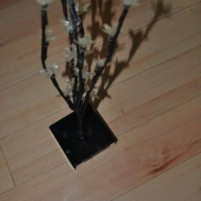 LED nightable tree light