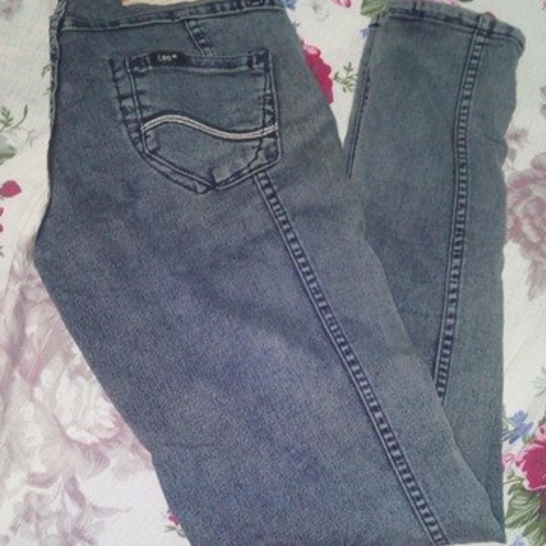 Lee Reversible Jeans