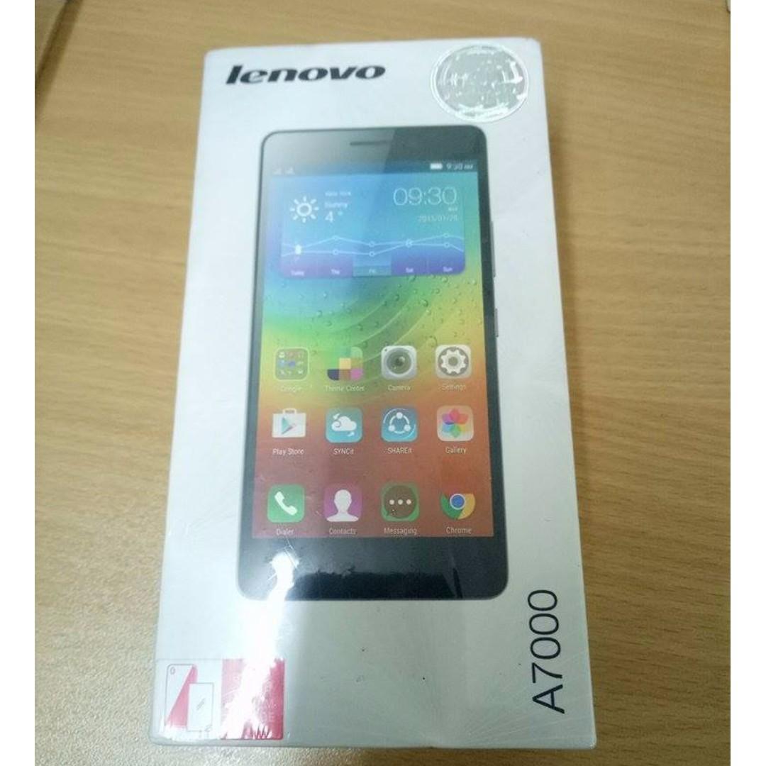 Lenovo A7000 Plus 16GB (White)
