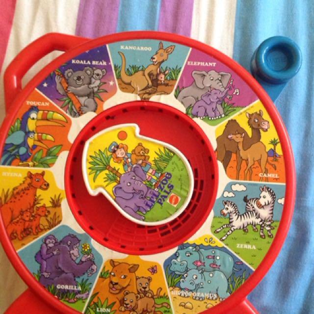 Little Zoo Pals by Mattel