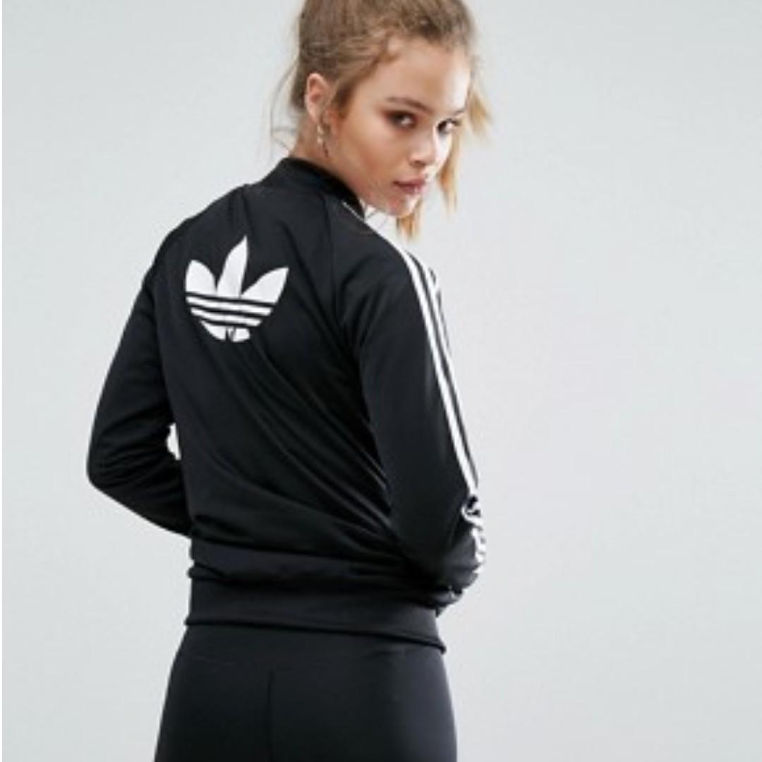 ~LOOKING FOR~ Adidas Originals Black Jacket