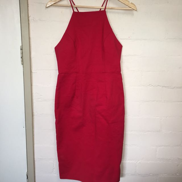 Luvalot Red Dress