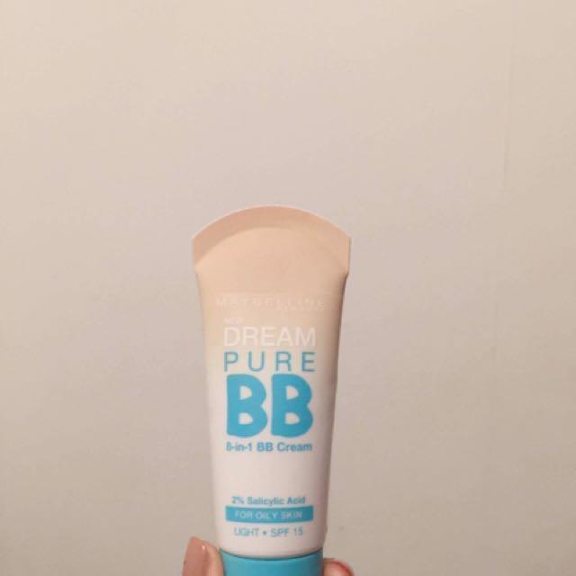 maybeline bb cream
