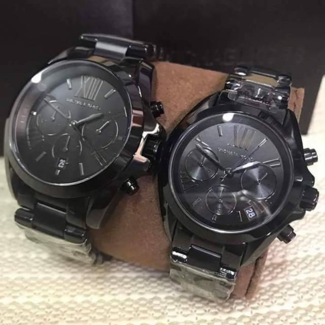 57c54961f48 Michael Kors Authentic Couple Watch