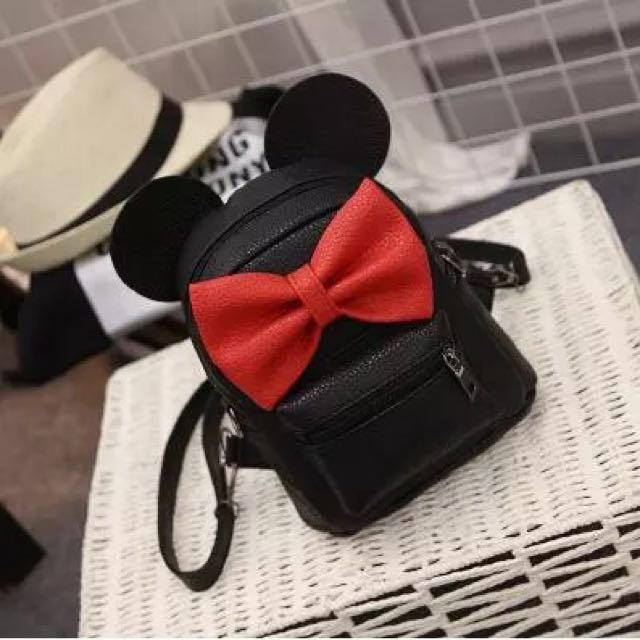 Mickey Mouse Small Backpack