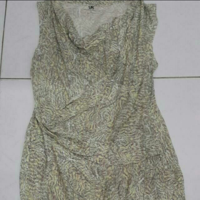 Mini dress size L