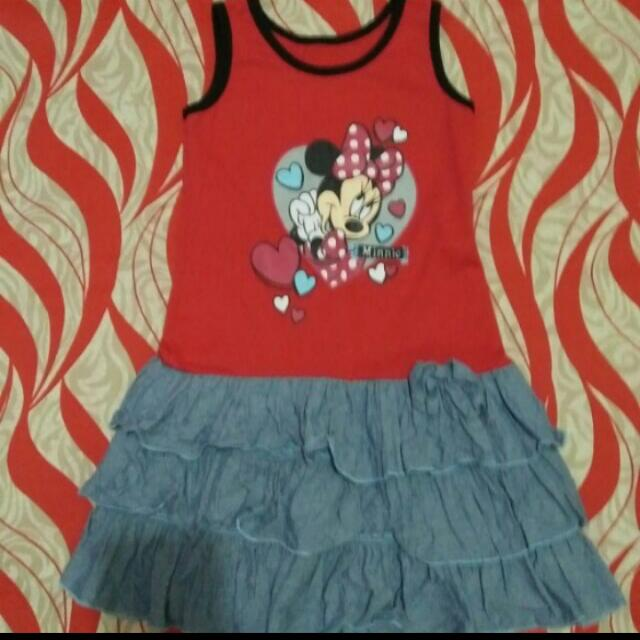 Repriced! Minnie Mouse Dress