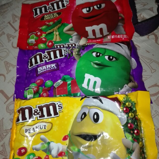 M&M's medium bag