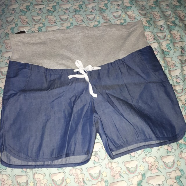 Mooimom maternity short pants size XL