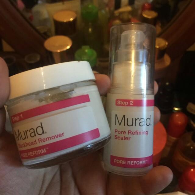 Murad pore reform