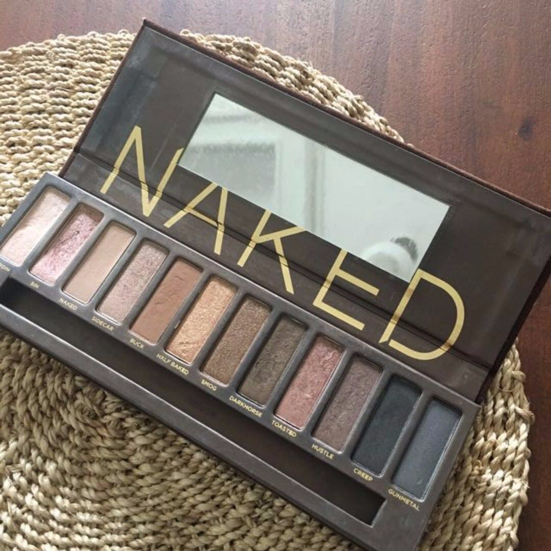 Naked Palette 1 Authentic