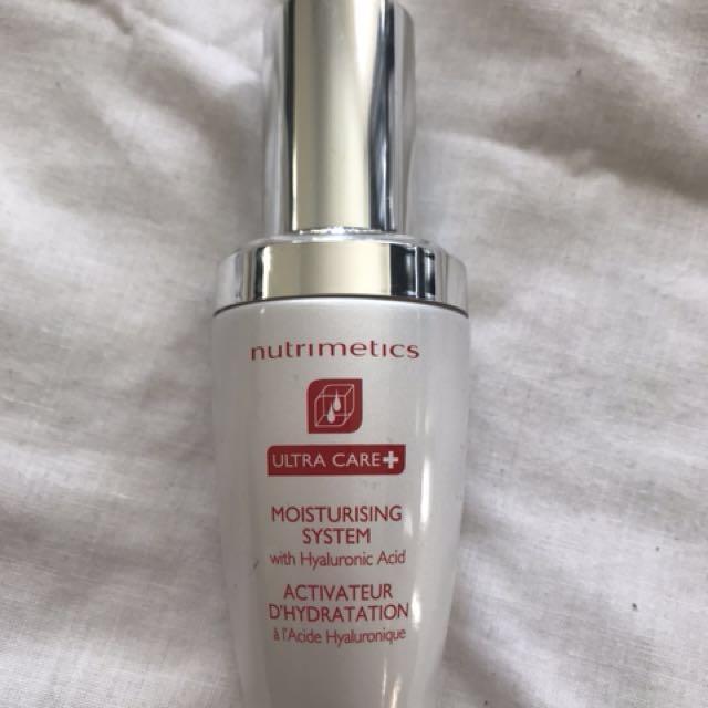 Nutrimetics skin serum