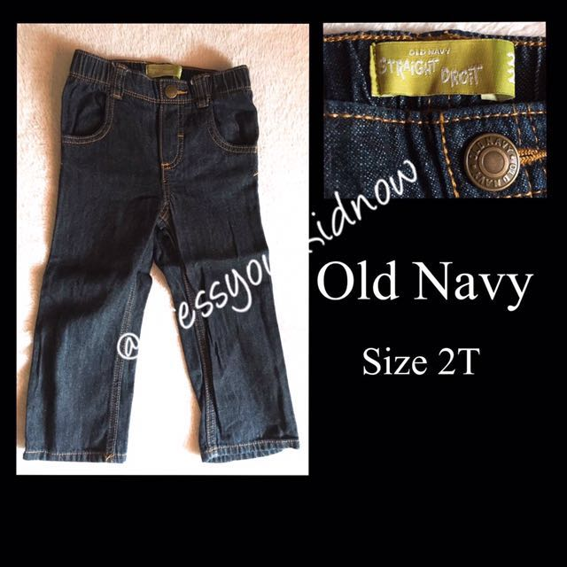 Old Navy Pants for Kid Boy