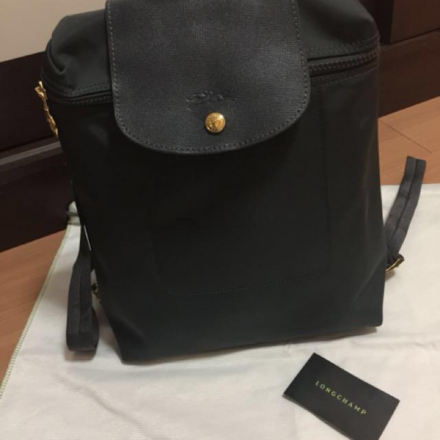 Low Price Portable Longchamp Le Pliage Messenger Bags White
