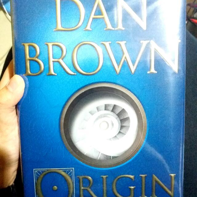 Origins by Dan Brown