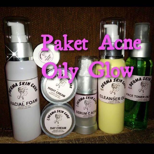 Paket Acne Oily Glow
