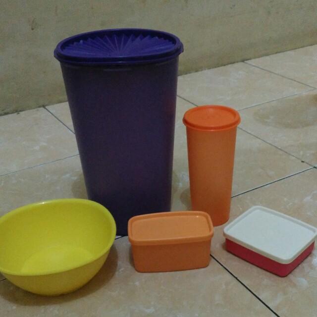 Paket Tupperware murah