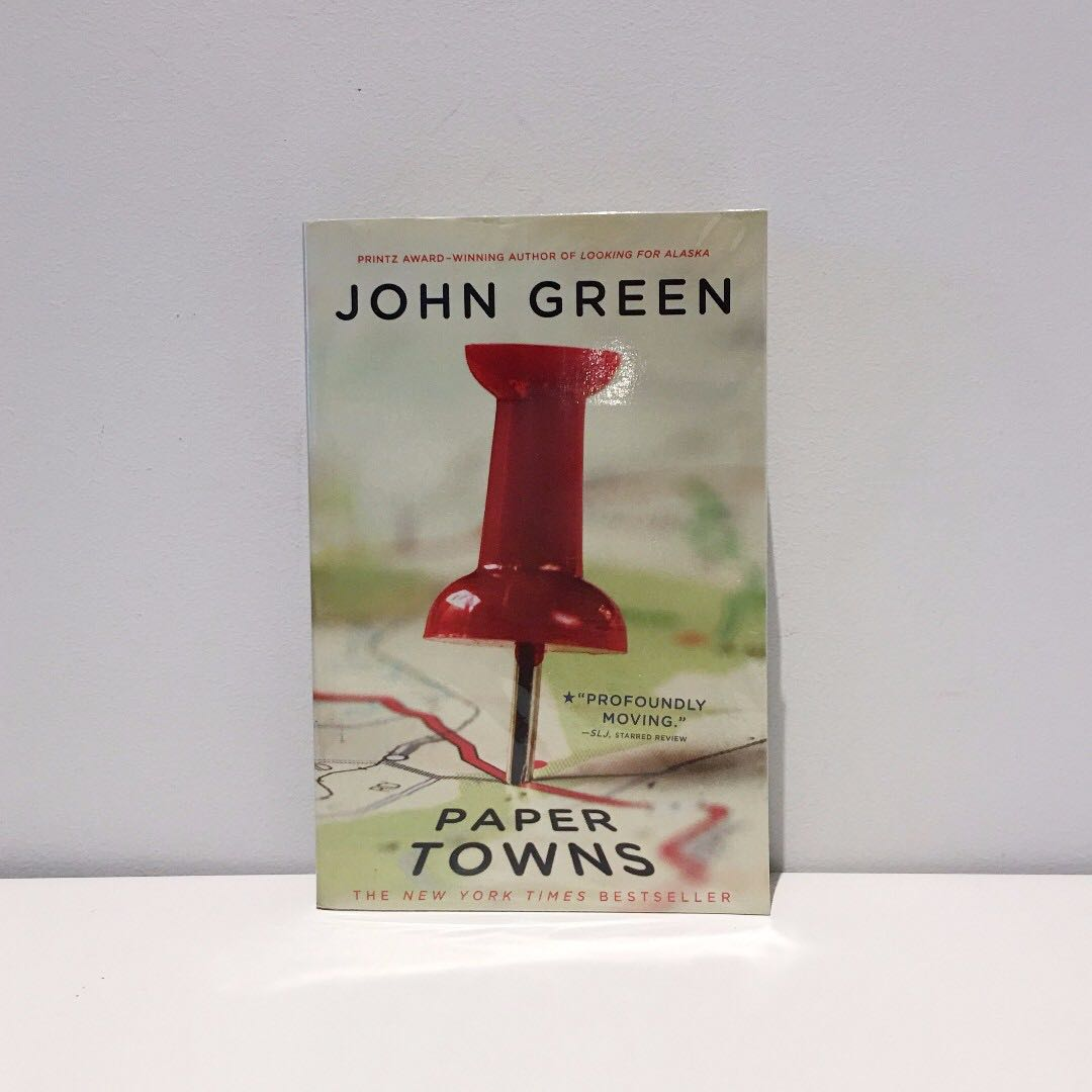 'Papers Town' by John Green