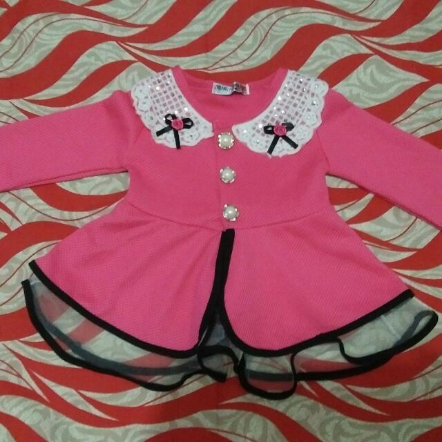 Pink OOTD Dress