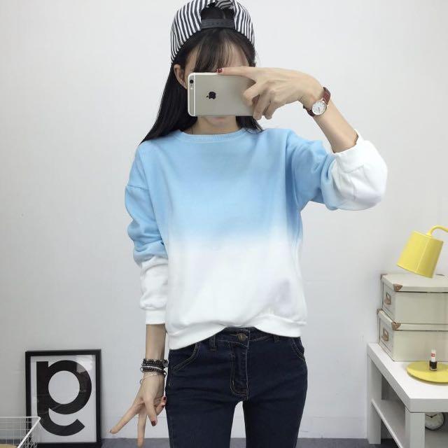 [PO] Ombre Sweatshirt