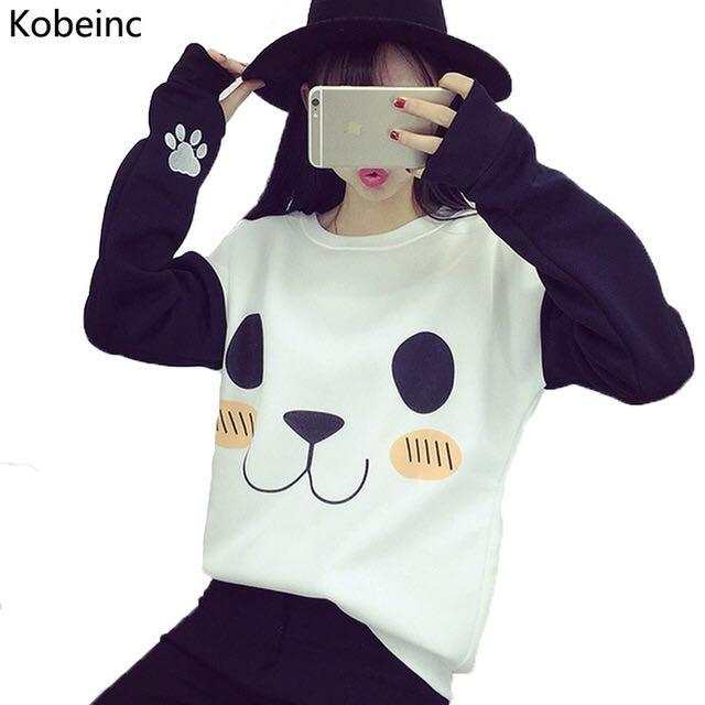 [PO] Panda Sweatshirt