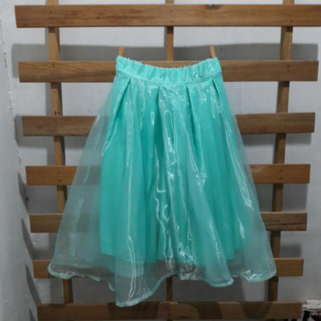 Premium Organza Skirt