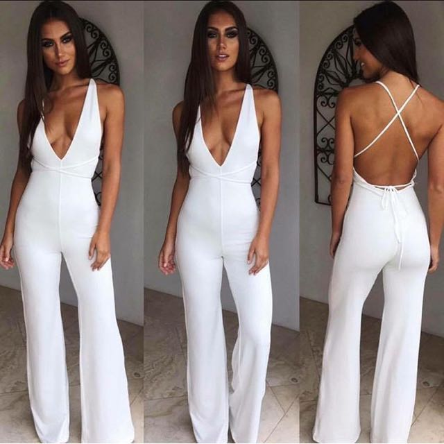 RENTING - Zachary the label Morrison jumpsuit