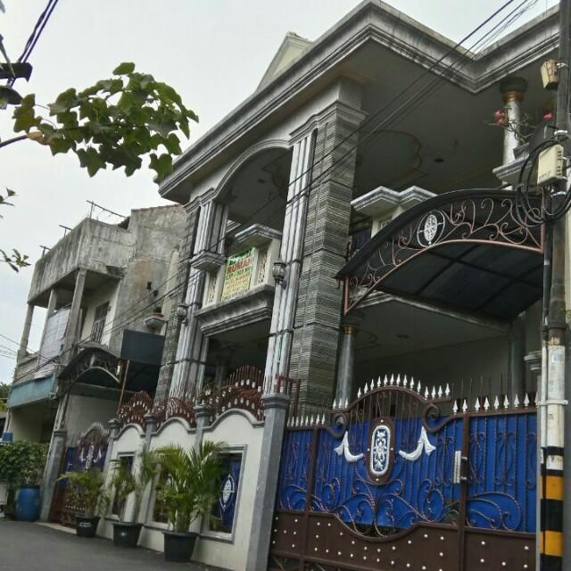 Rumah di Jakarta Selatan swadarma kampung baru