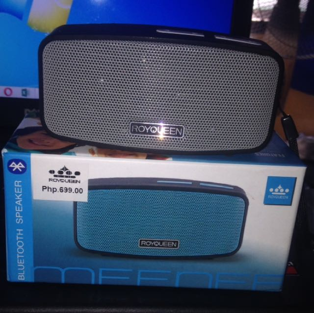 SALE! Roy Queen Mini Bluetooth Speaker