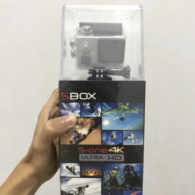 Sbox Sony 4K Ultra HD