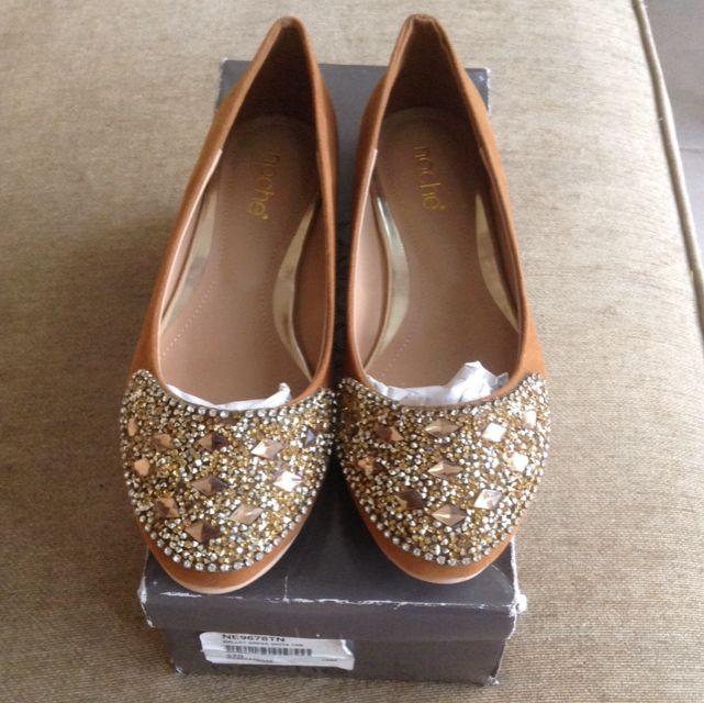 Sepatu Flatshoes Noche No. 37