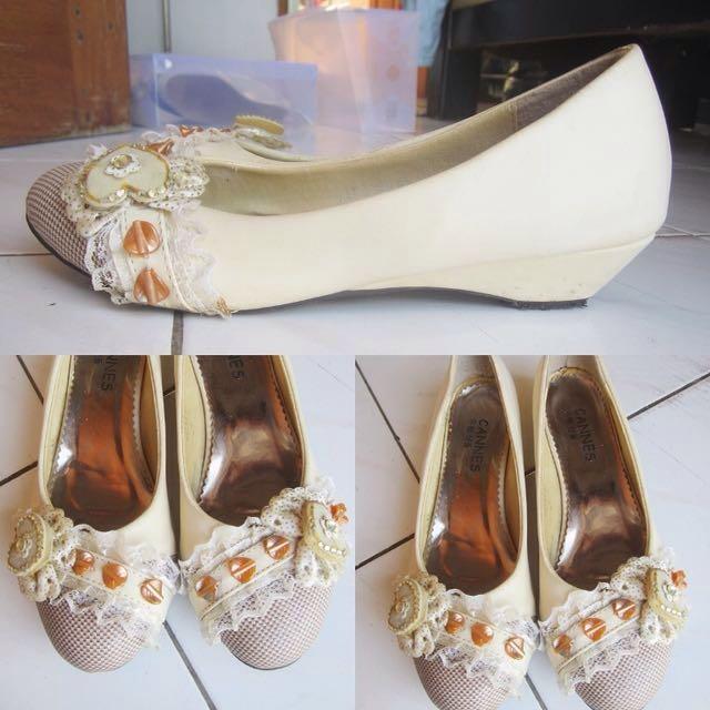 Sepatu pesta 3cm