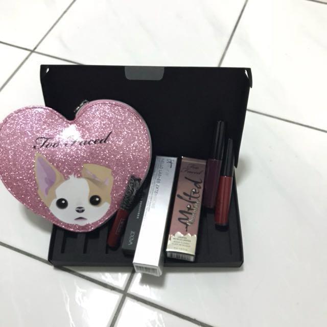 Sephora sales item!! Zoeva, too faced, it cosmetics, Kat Von D