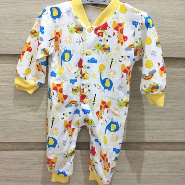 Sleepsuit Libby Fox