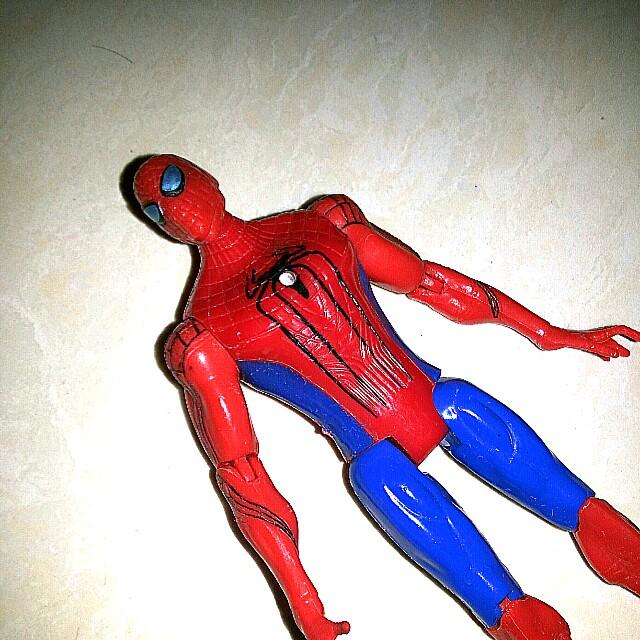 Spiderman #JUALMAINANANAK
