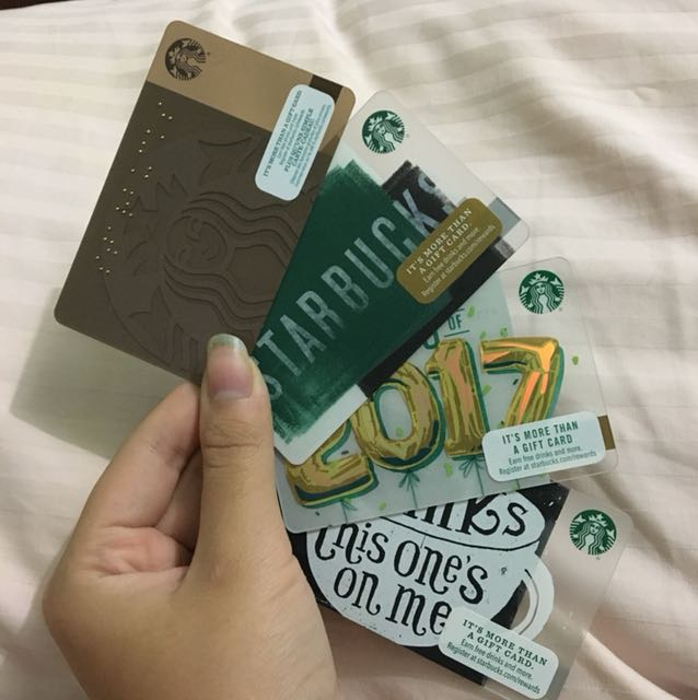 Starbucks Card Sbux