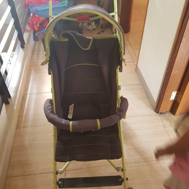REPRICED: Stroller for toddlers and big babies