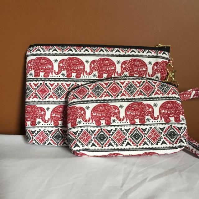 thailand pouch set