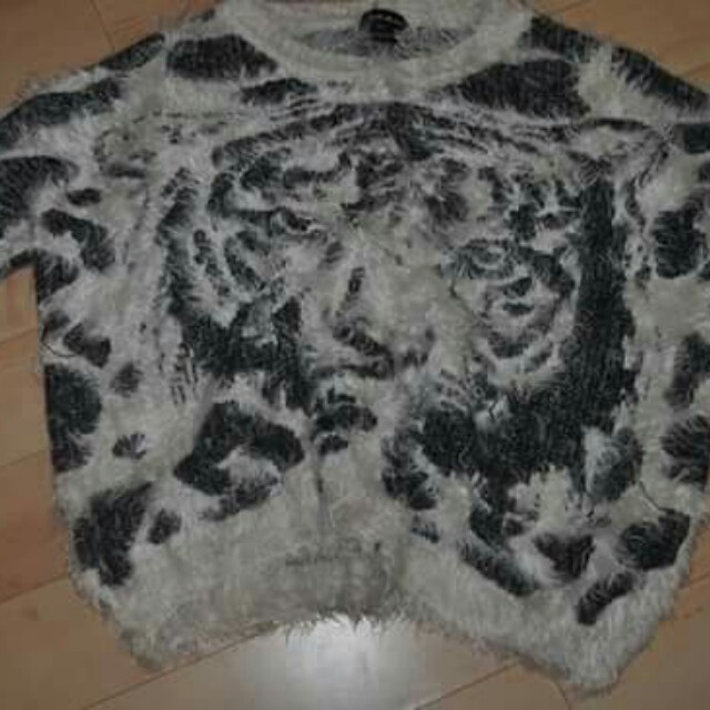 Tiger Fur Sweater