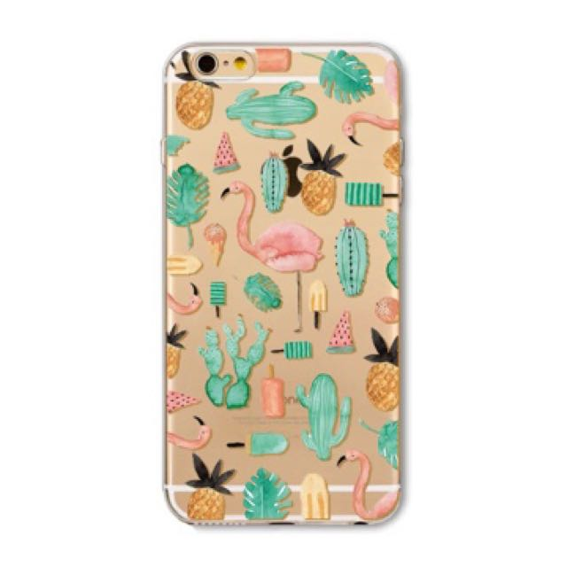 Tropical Case for Iphone 6/6s +
