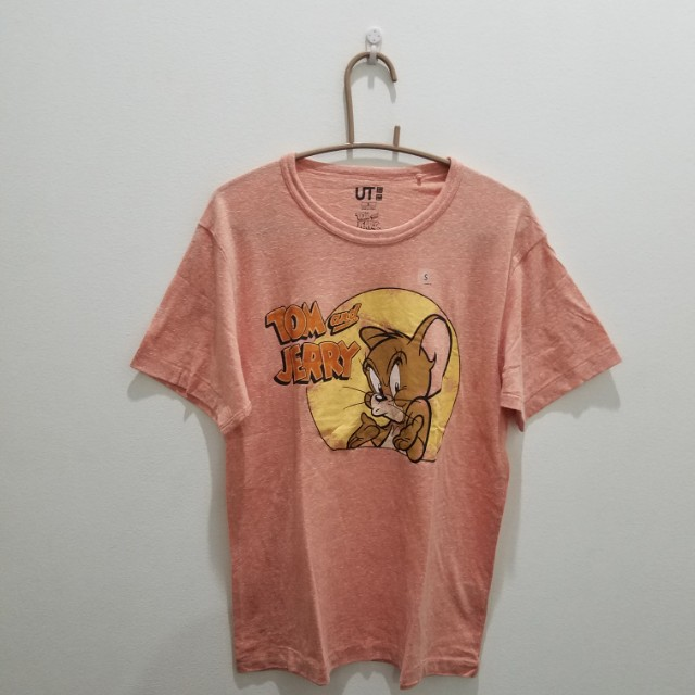 Uniqlo Tom & Jerry Printed Tee - Size S