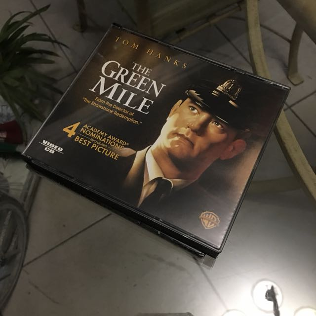VCD The Green Mile