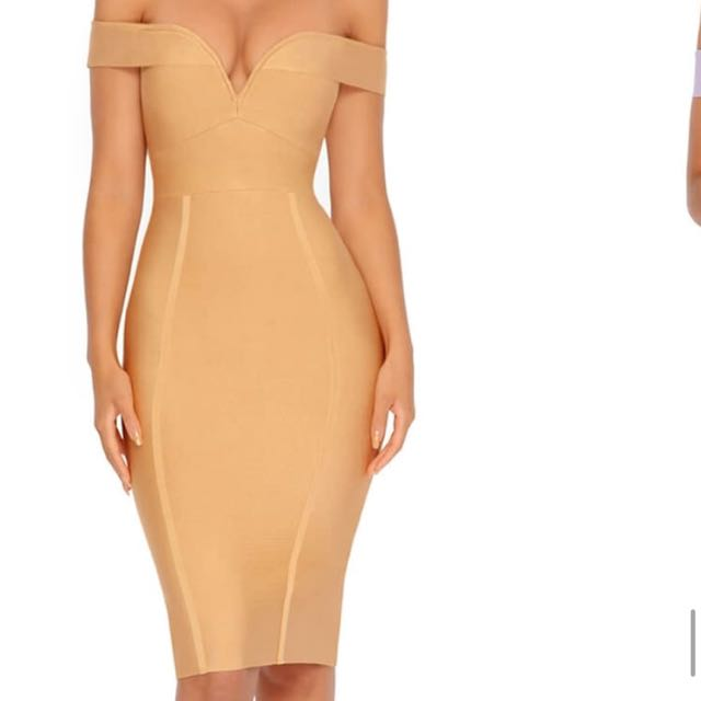 Yellow ohpolly dress