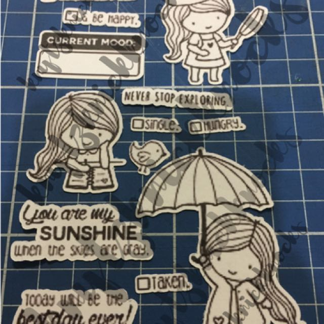 you are my sunshine - cut-out images