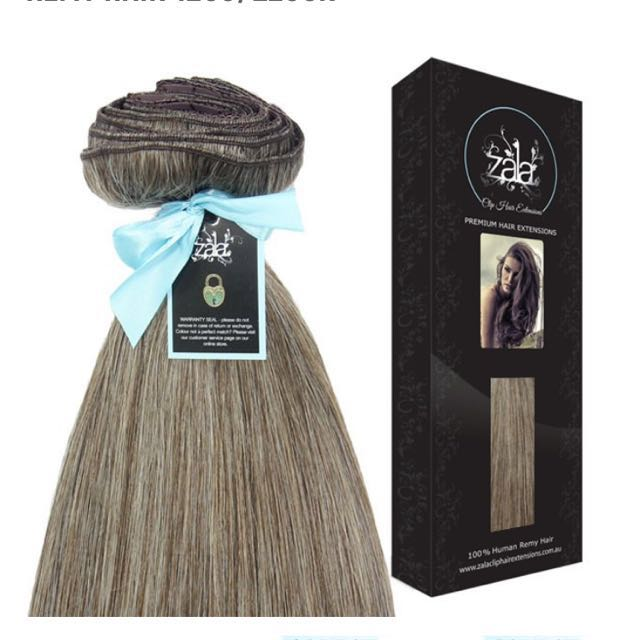 Zala Hair Extensions - Clip In 16 inch