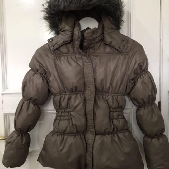 Zara Kids Winter Jacket