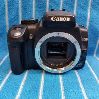 Canon EOS 350D body